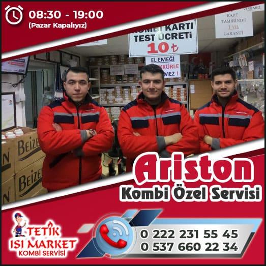 Ariston Özel Servis Tetik Isı Market