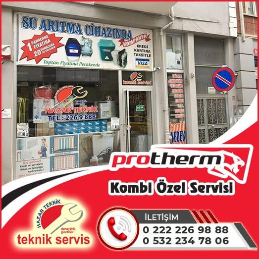 Protherm Özel Servis Hazar Teknik
