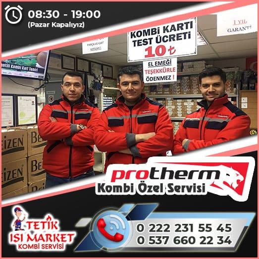 Protherm Özel Servis Tetik Isı Market