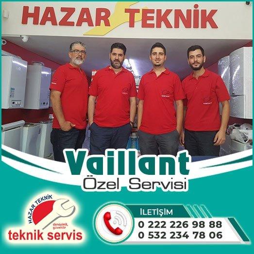 Vaillant Özel Servis Hazar Teknik