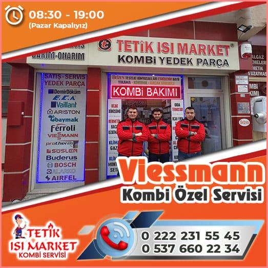 Viessmann Özel Servis Tetik Isı Market