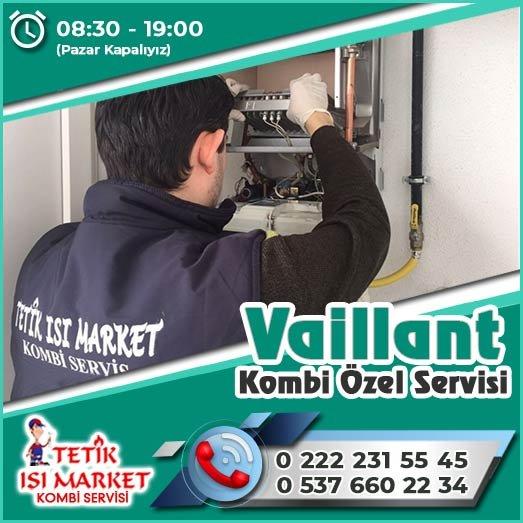 Vaillant Özel Servis Tetik Isı Market